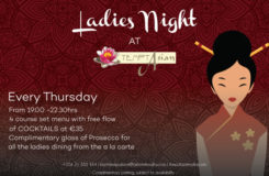 Ladies Night TemptAsian