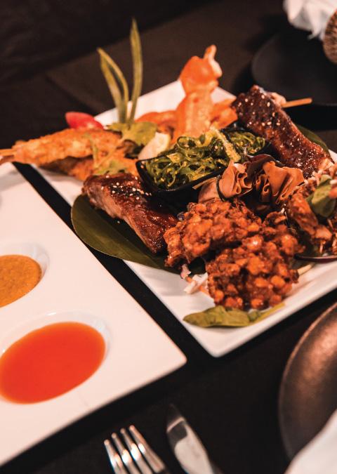 Asian potlock